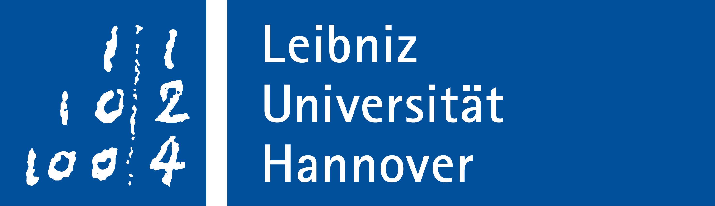 Logo Uni Hannover