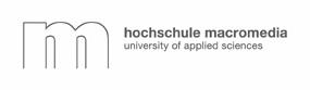 Macromedia Hochschule Logo